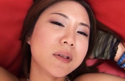 Mao japanese milf exposes haired creampie cunt in close up shots. Mao Japanese milf exposes hairy creampie cunt in close up shots